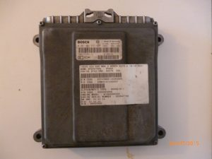 Iveco Daily EUro 2 Engine ECU Bosch 0281001537